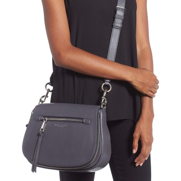 7a9e367f9 Marc Jacobs- Recruit Nomad Leather Crossbody. M_5a4fb154739d4857fa00ecb1